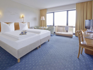 Schillig im Upstalsboom Hotel am Strand - Schillig