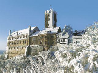 Eisenach im Göbel's Sophien Hotel