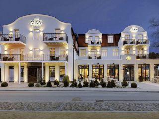 Ostseebad Kühlungsborn im Hotel Max am Meer