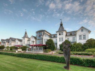 Zinnowitz im Hotel Asgard & Apartmenthaus Meereswarte