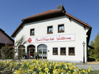 Urlaub Waldkirchen im Michel & Friends Hotel Waldkirchen
