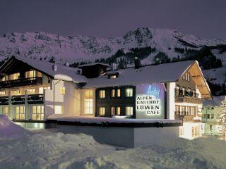 Oberjoch im Löwen Alpengasthof
