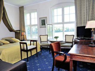 Urlaub Krag im Podewils Schlosshotel