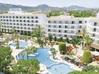 Cala Millor im Hotel Marins Playa