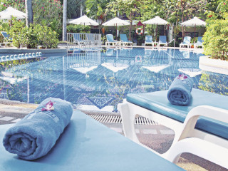 Urlaub Maenam im Paradise Beach Resort