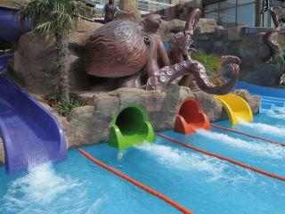 Lloret de Mar im Hotel Evenia Olympic Suites