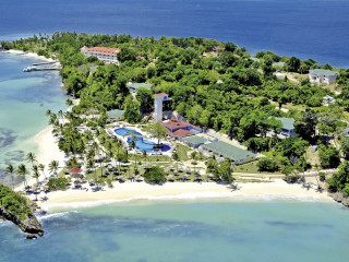 Urlaub Santa Bárbara de Samaná im Bahia Principe Luxury Cayo Levantado