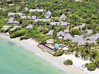 Diani Beach im Leopard Beach Resort & Spa