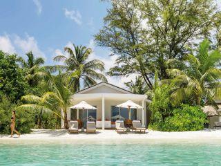 Urlaub Dhiddhoofinolhu im LUX* South Ari Atoll
