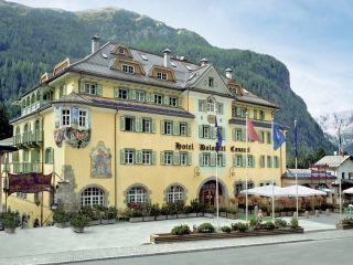 Canazei im Schloss Hotel & Club Dolomiti Historic