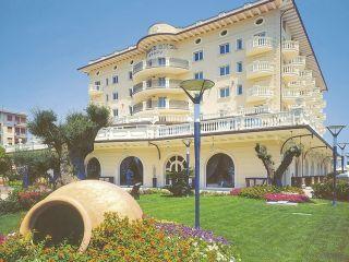 Urlaub Milano Marittima im Palace Hotel