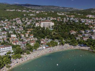 Urlaub Crikvenica im Hotel Kvarner Palace