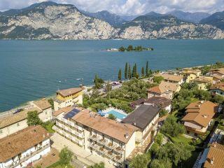Brenzone im Hotel Residence Villa Isabella