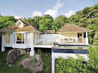 Anse Intendance im Banyan Tree Seychelles