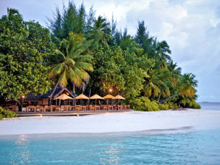 Urlaub Ihuru Island im Angsana Ihuru