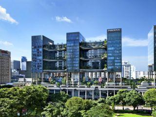 Urlaub Singapur im PARKROYAL COLLECTION Pickering, Singapore