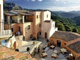 Urlaub San Pantaleo im Hotel Arathena