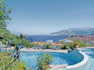Urlaub Sorrent im Grand Hotel Capodimonte
