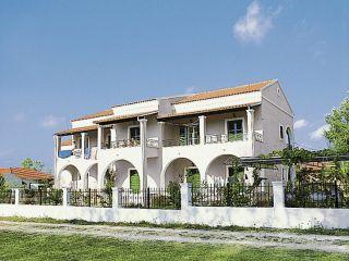 Urlaub Acharavi im Villa Silvia