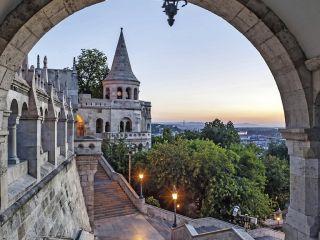 Budapest im Mercure Budapest Korona Hotel