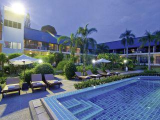 Pattaya im Sunshine Garden