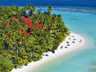 Urlaub Vihamanaafushi im Kurumba Maldives