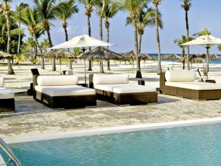Eagle Beach im Bucuti and Tara Beach Resorts