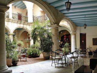 Havanna im Hotel Santa Isabel