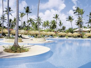 Punta Cana im Grand Palladium Palace Resort Spa & Casino