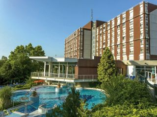 Urlaub Heviz im Danubius Health Spa Resort Aqua