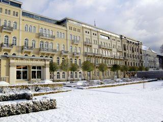 Bad Schandau im Hotel Elbresidenz an der Therme