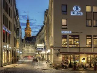 Urlaub Dresden im Hilton Dresden