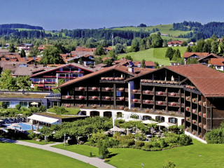Oberstaufen im Lindner Parkhotel & Spa