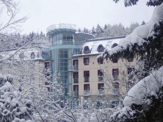 Urlaub Mariánské Lázne im Orea Spa Hotel Cristal