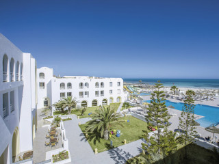 Insel Djerba im Club Calimera Yati Beach