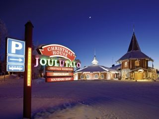 Rovaniemi im Santa Claus Holiday Village