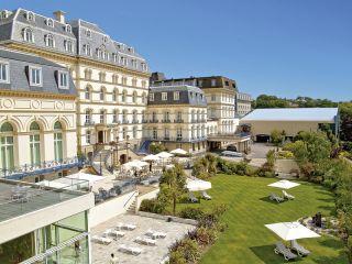 St. Helier im Hotel de France