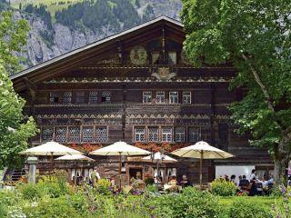 Kandersteg im Waldhotel Doldenhorn & Landgasthof Ruedihus
