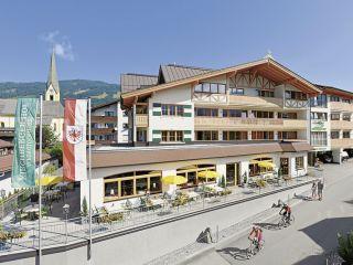 Urlaub Kirchberg in Tirol im Alpen Glück Hotel Kirchberger Hof