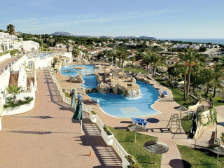 Calpe im AR Imperial Park SPA Resort
