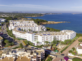 Santa Eulalia del Rio im Tropic Garden Hotel Apartamentos