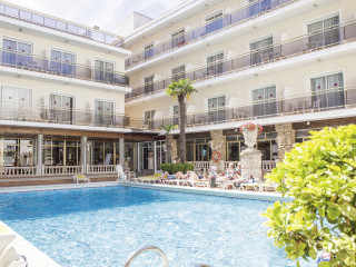 Urlaub Malgrat de Mar im Hotel Ibersol Sorra d'Or