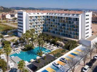 Urlaub Malgrat de Mar im Aqua Hotel Silhouette & Spa