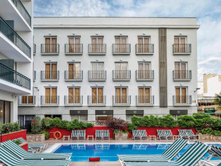 Urlaub Lloret de Mar im Aqua Hotel Bertran Park
