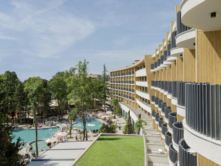 Urlaub Sonnenstrand im HVD Club Hotel Bor