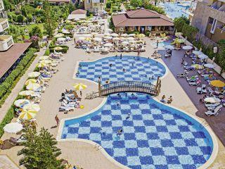 Urlaub Konakli im Hotel Titan Garden