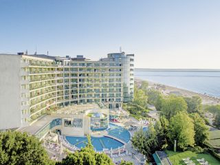 Goldstrand im Marina Grand Beach Hotel