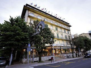 Montecatini Terme im Grand Hotel Groce di Malta
