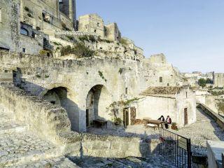 Urlaub Matera im Sextantio Le Grotte Della Civita
