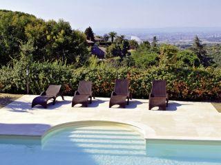 Frascati im Hotel Villa Mercede